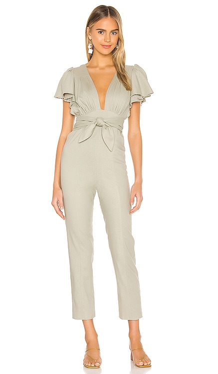 Natalie Jumpsuit Lovers + Friends $149