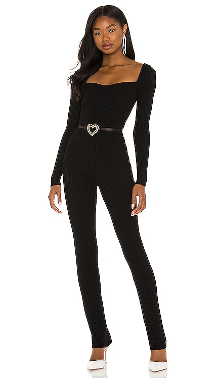 Cara Knit Jumpsuit Lovers + Friends $238 NEW
