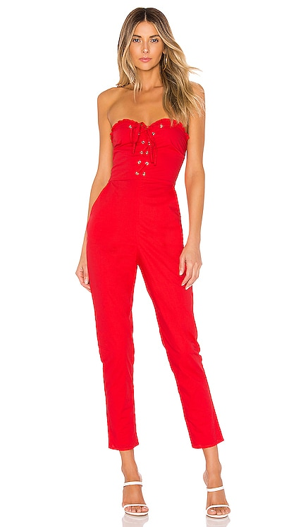 Gino Jumpsuit Lovers + Friends $46 (FINAL SALE)