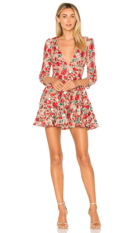 Vira Dress Lovers + Friends $228