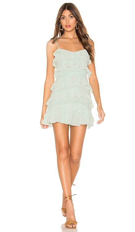 Cooper Mini Dress Lovers + Friends $198 BEST SELLER