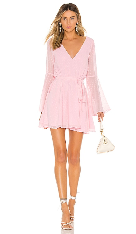 ROBE LILA Lovers + Friends $198 BEST SELLER