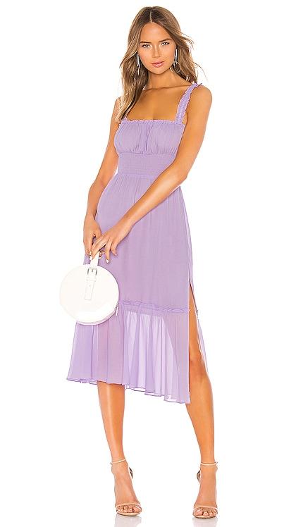 Arden Midi Dress Lovers + Friends $220 BEST SELLER