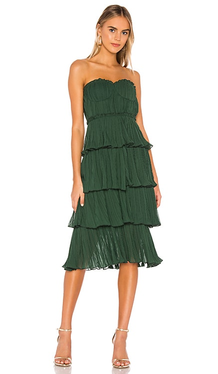 Alex Midi Dress Lovers + Friends $248