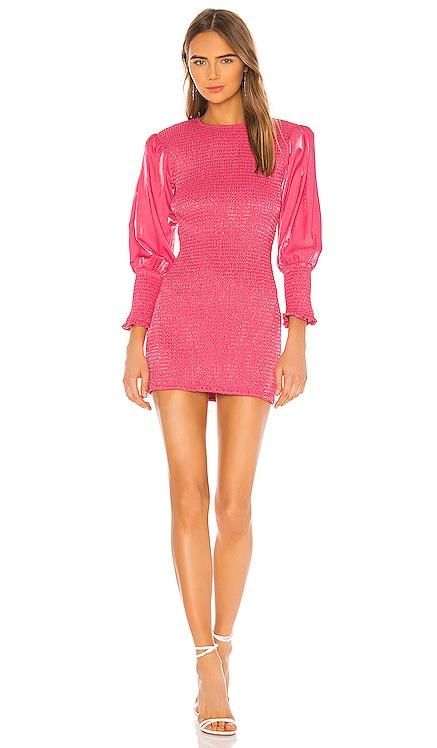 Helm Mini Dress Lovers + Friends $228 BEST SELLER