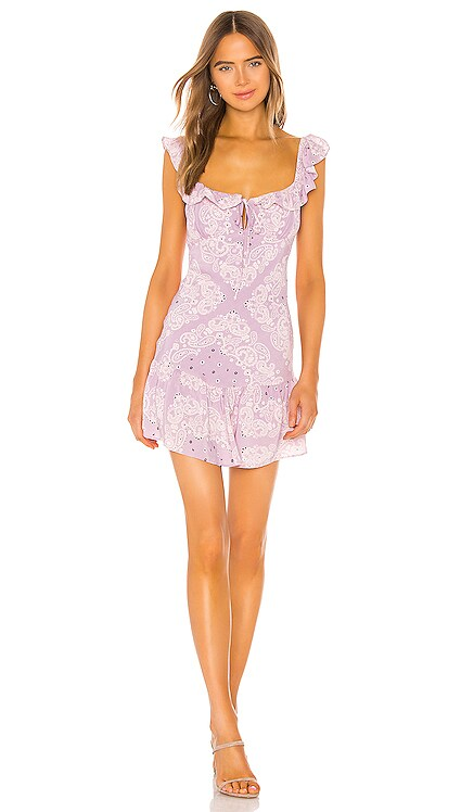 Barton Dress Lovers + Friends $228 NEW ARRIVAL