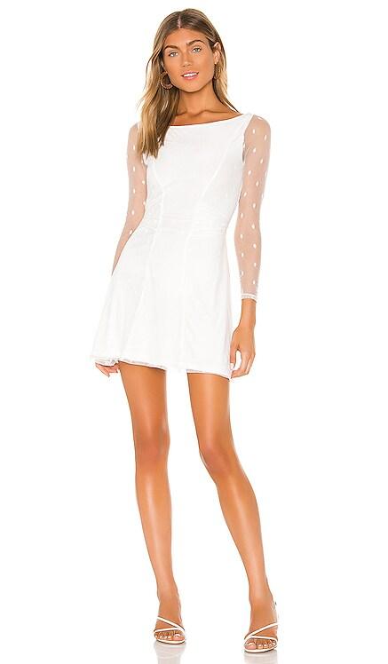 Addy Mini Dress Lovers + Friends $148