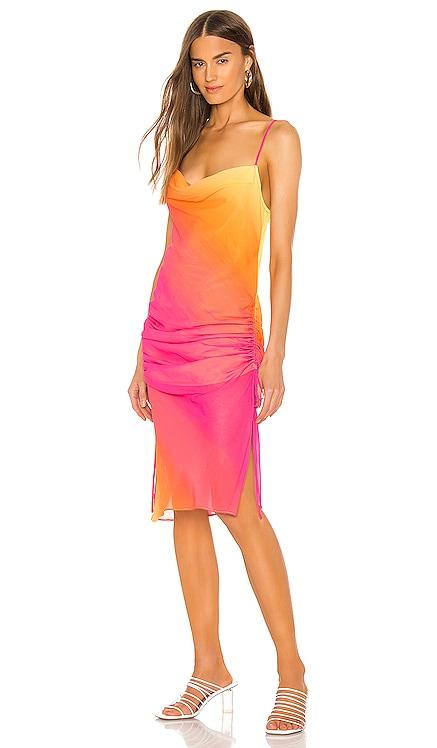 Horn Midi Dress Lovers + Friends $129