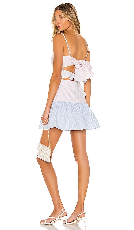 Caesar Mini Dress Lovers + Friends $178 NEW ARRIVAL