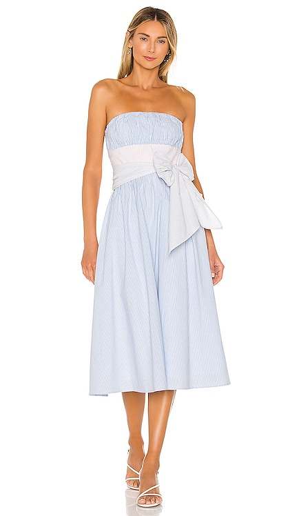 Truly Madly Midi Dress Lovers + Friends $228 NEW ARRIVAL