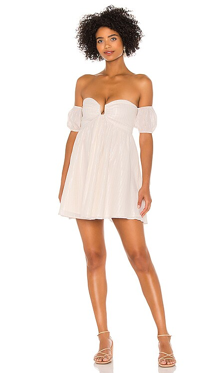 Mackenzie Mini Dress Lovers + Friends $115