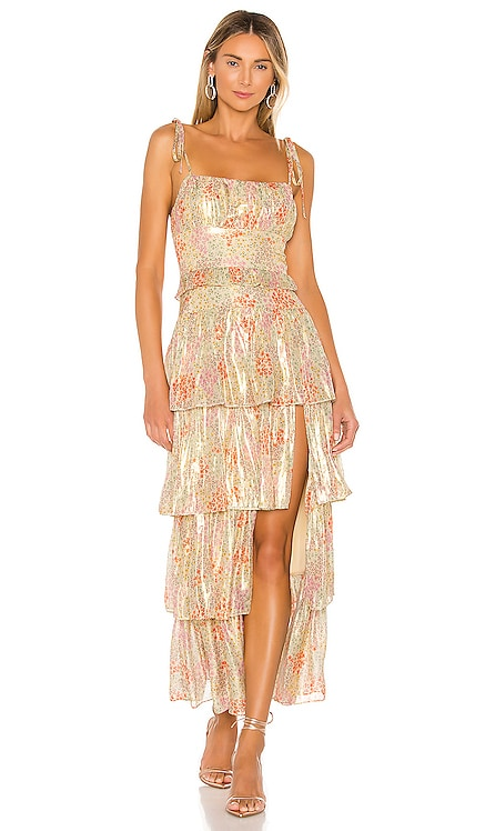 Santorini Maxi Dress Lovers + Friends $319