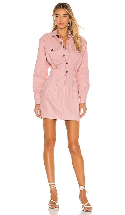 Tibby Mini Dress Lovers + Friends $228