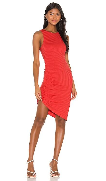 Eva Midi Dress Lovers + Friends $148 NEW ARRIVAL