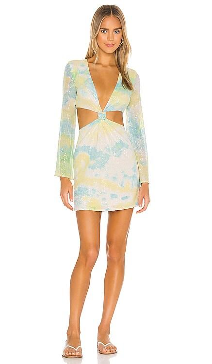 Bundy Mini Dress Lovers + Friends $210