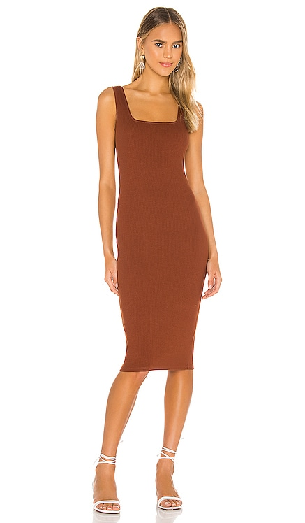 Fleur Midi Dress Lovers + Friends $158 NEW ARRIVAL