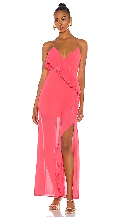 Darcy Maxi Dress Lovers + Friends $238 NEW ARRIVAL