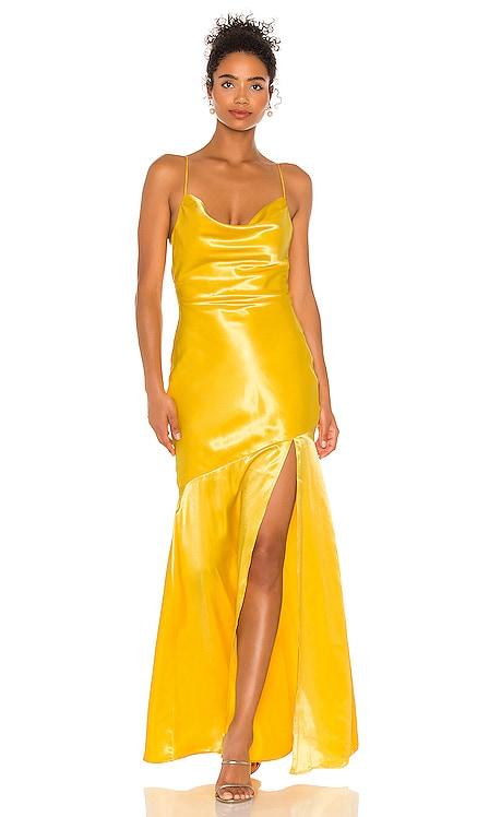 Dewey Gown Lovers + Friends $258 NEW
