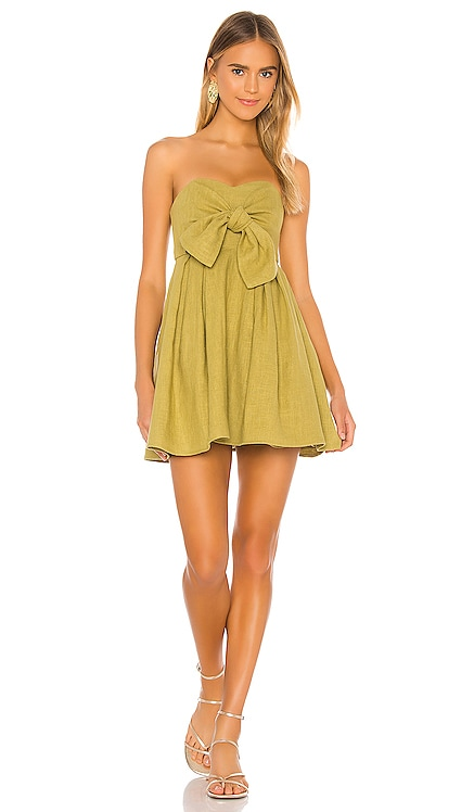 Verona Mini Dress Lovers + Friends $228 NEW