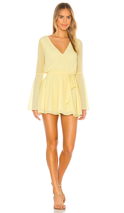Lila Dress Lovers + Friends $198