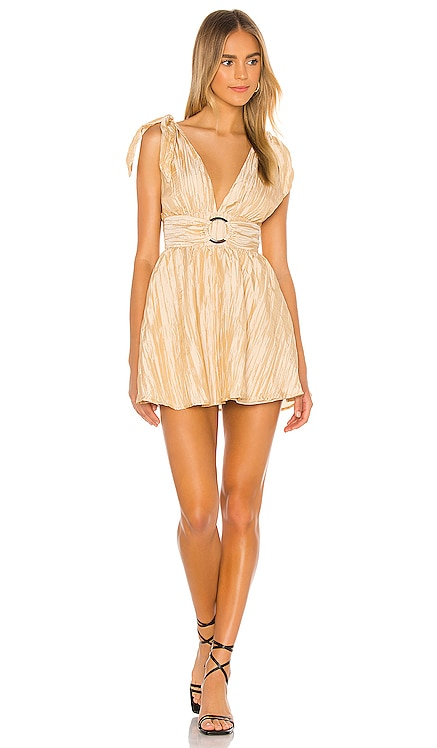 Raffaela Mini Dress Lovers + Friends $228 NEW