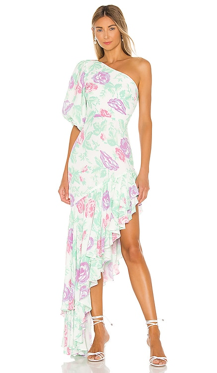ROBE MAXI MARCELA Lovers + Friends $328