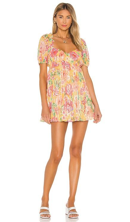 Pearl Mini Dress Lovers + Friends $143