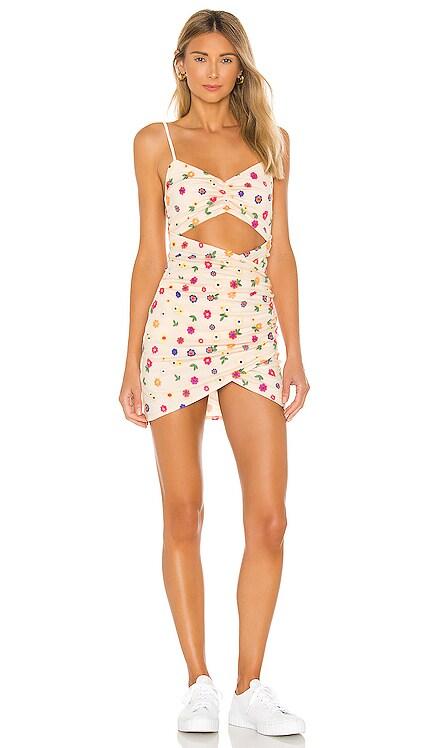 Angelique Mini Dress Lovers + Friends $198