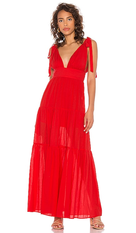Rama Maxi Dress Lovers + Friends $238 NEW