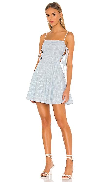 Cassie Mini Dress Lovers + Friends $188 NEW