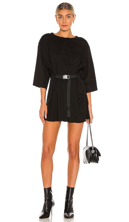 Lily Belted T-Shirt Dress Lovers + Friends $198 NEW