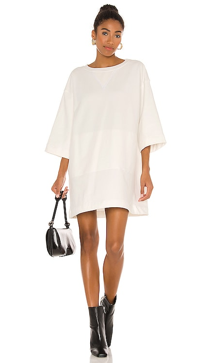 ROBE COURTE SWEATSHIRT Lovers + Friends $138 NOUVEAU