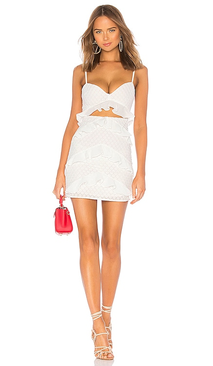 Mathews Mini Dress Lovers + Friends $148 ЛИДЕР ПРОДАЖ