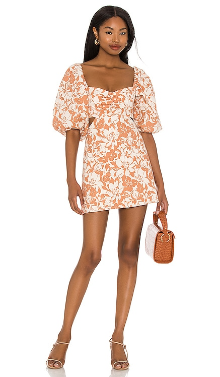 Kacey Mini Dress Lovers + Friends $228 BEST SELLER
