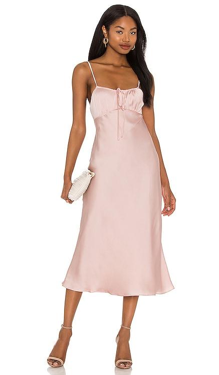 Dee Midi Dress Lovers + Friends $168 BEST SELLER