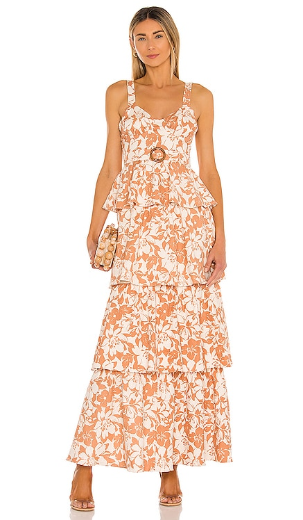 Corey Maxi Dress Lovers + Friends $328