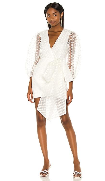 Alize Mini Dress Lovers + Friends $238 NEW