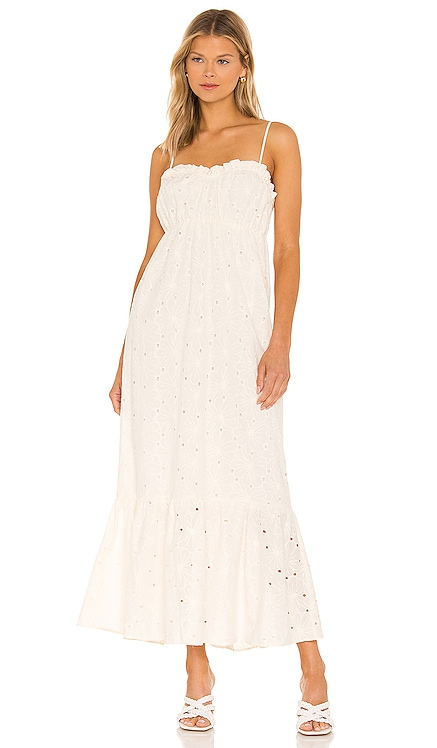 Apryl Maxi Dress Lovers + Friends $228 NEW