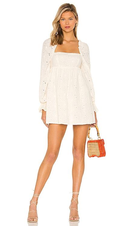 Devy Mini Dress Lovers + Friends $198 NEW