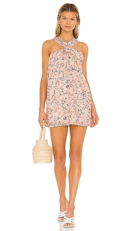 Jill Mini Dress Lovers + Friends $188 BEST SELLER