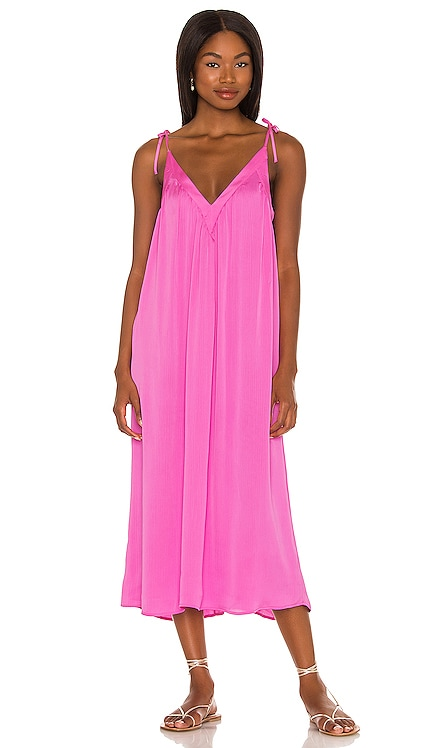 Yvette Maxi Dress Lovers + Friends $228 NEW