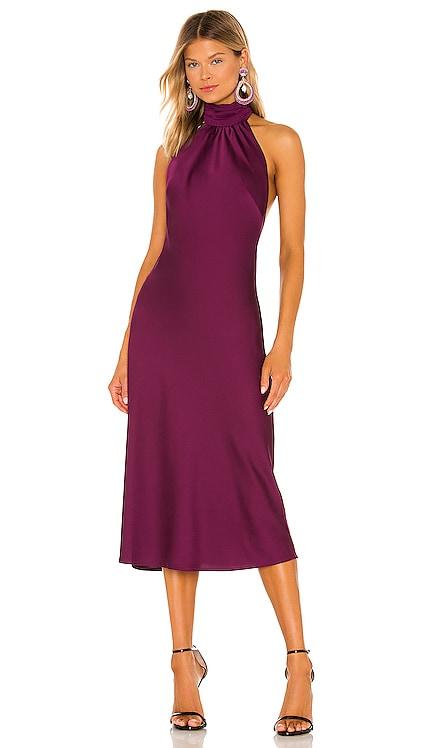 Raya Midi Dress Lovers + Friends $228 NEW