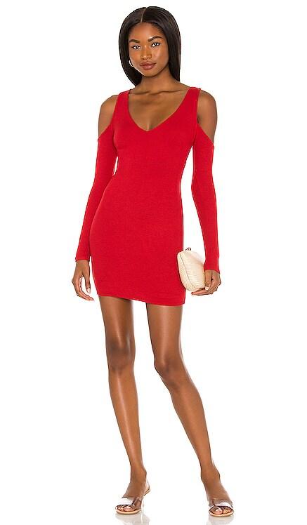 Flint Mini Dress Lovers + Friends $148 NEW
