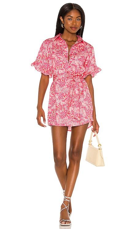 Juliet Mini Dress Lovers + Friends $198 NEW