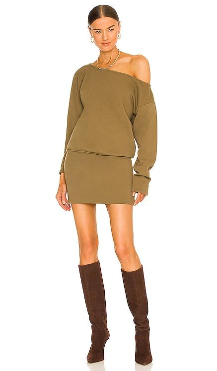 Madison Sweatshirt Dress Lovers and Friends $138 NEW
