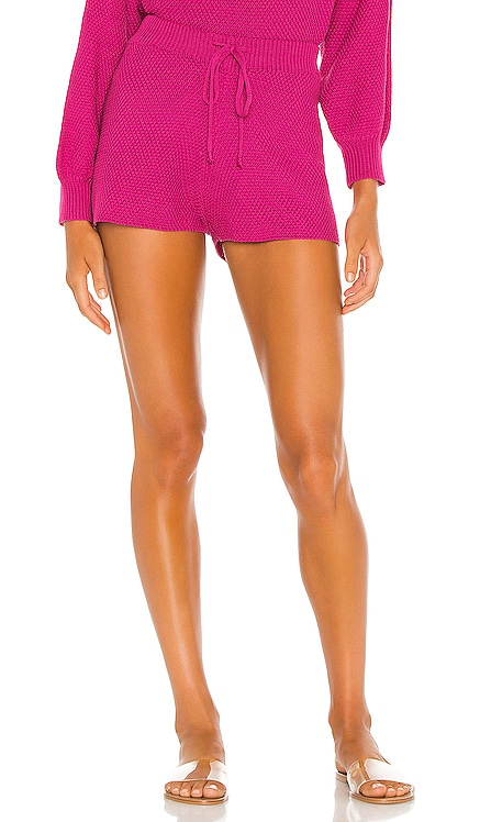 Kait Knit Shorts Lovers + Friends $78 NEW