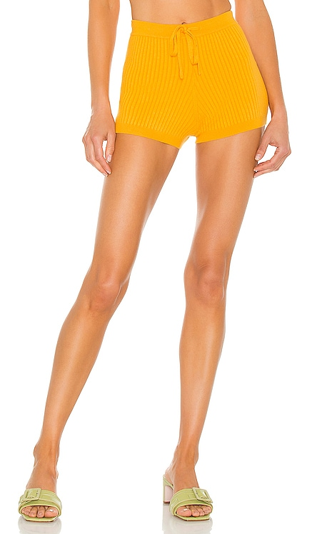 Stacie Knit Shorts Lovers + Friends $128 NEW