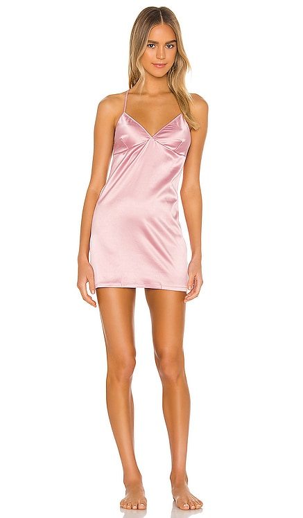 Soft Satin Chemise Lovers + Friends $68 新品