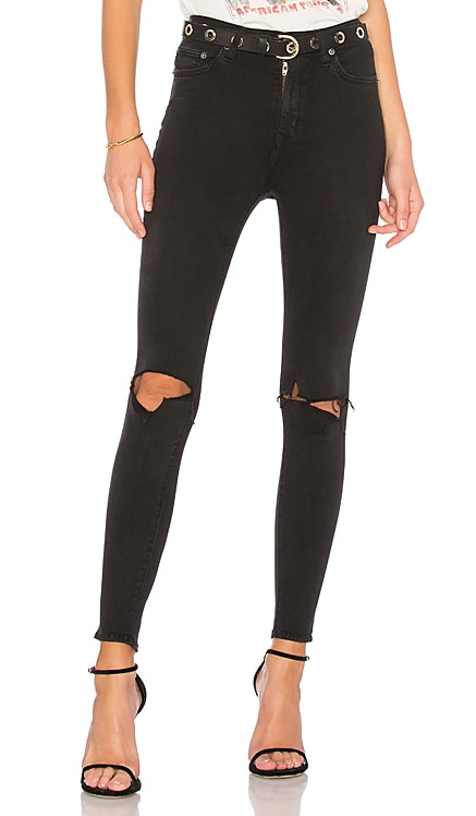 Mason High-Rise Skinny Jean Lovers + Friends $168