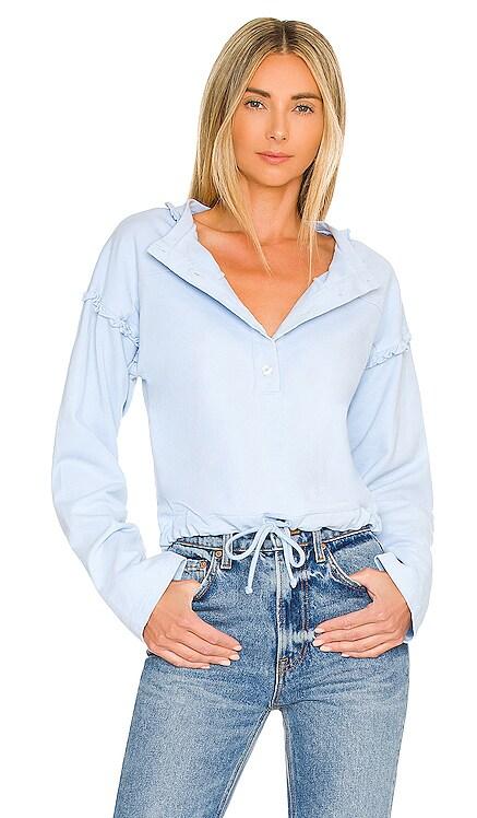 Talia Sweatshirt Lovers and Friends $148 NEW